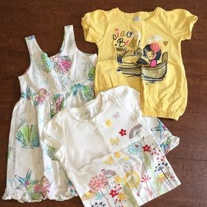 Other - Summer bundle: tank dress & 2 t-shirts